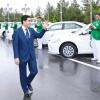 Turkmaniston prezidenti Ashxoboddagi turnir sovrindorlarini mukofotladi