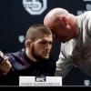 Habib Nurmagomedov yana jang qiladimi? Uning UFC prezidenti bilan uchrashuvi tafsilotlari...