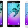 Toshkentning «Malika» savdo markazida sotilayotgan Samsung smartfonlarining narxlari (2017 yil 16 mart)
