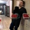 Дима Билан илк марта отасининг суратини эълон қилди (фото)