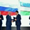 Ўзбекистон ва Россия ўртасида 27,1 млрд долларлик келишувлар имзоланди