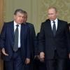 Шавкат Мирзиёев 9 июнь куни Путин билан учрашади