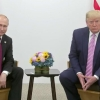 Tramp G20 sammiti doirasida Putin bilan uchrashdi