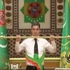 Туркманистон президенти штанга кўтариш бўйича маҳоратини кўрсатди (видео)