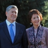 Алмазбек Атамбаев ҳибсхонада турмуш ўртоғи билан учрашди