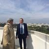 Jahongir Ortiqxoʻjayev Berlin shahri hokimi bilan uchrashdi