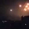 Eron va Isroil bir-birini bombardimon qildi, jabrlangan Suriya (video)