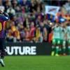 «Барселона» голларга бой бўлган баҳсда «Бетис»га мағлуб бўлди