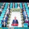 Шуҳрат Абдураҳмонов 10 дақиқада 81 марта «муҳтарам президент»ни ишлатди