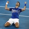 Jokovich Nadaldan ustun keldi va Australian Open tarixiga kirdi