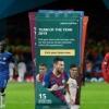 УЕФА йил рамзий терма жамоасига даъвогарлар рўйхатини эълон қилди