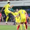 """Superliga. """"Navbahor"""" va """"Paxtakor"""" uchrashuvida jangovar durang qayd etildi (3:3)"""