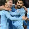 «Манчестер Сити» «Бёртон» дарвозасига жавобсиз 9 та гол урди