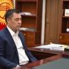 Qirg'iziston prezidentligiga nomzod Sadir Japarov ikki qudasini lavozimga tayinlaganini tan oldi