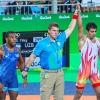 Бекзод Абдураҳмонов - олтин медаль соҳиби