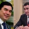 Туркманистон президентининг ўғли ҳоким бўлди