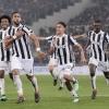 """Italiya kubogi. """"Yuventus"""" finalda """"Milan""""ni yirik hisobda yengdi"""