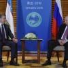 Shavkat Mirziyoyev Vladimir Putin bilan uchrashdi