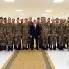 Shavkat Mirziyoyev Nukusda harbiy xizmatchilar bilan suhbatlashdi