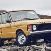 Range Rover'нинг биринчи авлоди ҳаётга қайтарилди