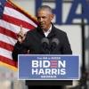 «Bunday qilsam, xotinim ketib qoladi» – Obama Jo Baydenning ma'muriyatida ishlamasligini aytdi