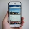 Instagram тўртбурчак фотосуратларни чоп этиш имконини берди