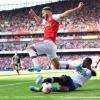 «Arsenal» shimoliy London derbisida kambek qilib mag'lubiyatdan qutulib qoldi