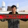 """""""Lokomotiv"""" klubi """"Navbahor"""" futbolchisi bilan shartnoma imzoladi"""