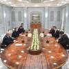 Shavkat Mirziyoyev Peter Siyyarto boshchiligidagi delegatsiyani qabul qildi