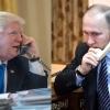 Путин ва Трамп телефон орқали 1,5 соат суҳбатлашишди