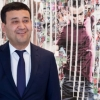 """Umid Ahmadjonov """"Real"""" klubi rahbariyati bilan uchrashadi"""