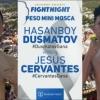 Ҳасанбой Дўсматов профессионал боксдаги фаолиятини нокаут билан бошлади (фото, видео)