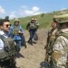 Zelenskiy ilk bor davlat rahbari sifatida Donbassga keldi (video)