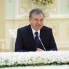 Шавкат Мирзиёев Сергей Лавровни қабул қилди