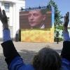Зеленскийнинг истеъфоси талаб қилинган петиция эълон қилинди