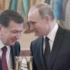 Shavkat Mirziyoyev Vladimir Putinni tabrikladi