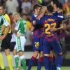 "LaLiga. ""Barselona"" Messisiz ""Betis""ni 5:2 hisobida mag'lub etdi(video)"