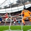 «Arsenal» London derbisida «Fulxem»ni yirik hisobda mag'lub etdi