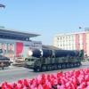 Shimoliy Koreya yangi ballistik raketasini namoyish etdi