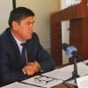 Rustam Xolmatovga Toshkent viloyati hokimi vazifasini bajarish yuklatildi