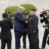 Трамп ва Ким Чен Ин учрашувида АҚШ ва Шимолий Корея журналистлари жанжаллашиб кетди