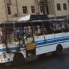 Фарғонада автотураргоҳ ва автобус ёниб кетди