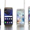 «Малика» савдо марказида Apple ва Samsung смартфонлари нархлари