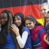 Германия аҳолиси сони муҳожирлар оқими ҳисобига 82,8 миллион кишига етди