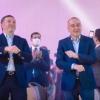 Bosh vazir o'rinbosari va Toshkent shahar hokimi yoshlar bilan raqs fleshmobida qatnashdi (video)