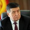 Japarov Qirg'iziston prezidenti yaqin kunlarda iste'foga chiqishini aytdi