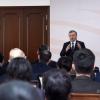 """Shavkat Mirziyoyev: """"Odamlarni uyg'otish kerak"""" (video)"""