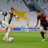 «Yuventus» safardagi gol evaziga «Milan»ni ortda qoldirib, Italiya Kubogi finaliga yo'l oldi