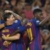 """""""Barselona"""" oʻzida """"PSV""""ga 4 ta gol urdi. Messidan xet-trik!"""