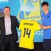 """Eldor Shomurodov """"Rostov"""" bilan shartnomasini uzaytirdi"""